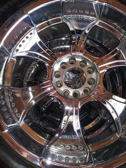 22 inch rims & tires Thumbnail