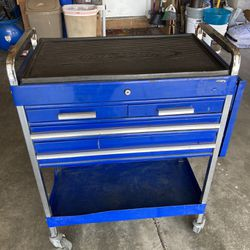 Blue Point Tool Cart Thumbnail