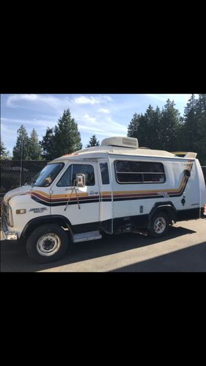New and Used Camper van for Sale in Seattle, WA - OfferUp