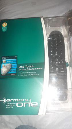 Touchscreen Universal remote Thumbnail