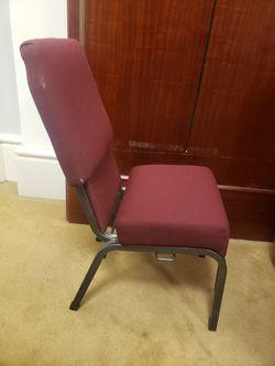 25 Stackable Church Chairs Thumbnail