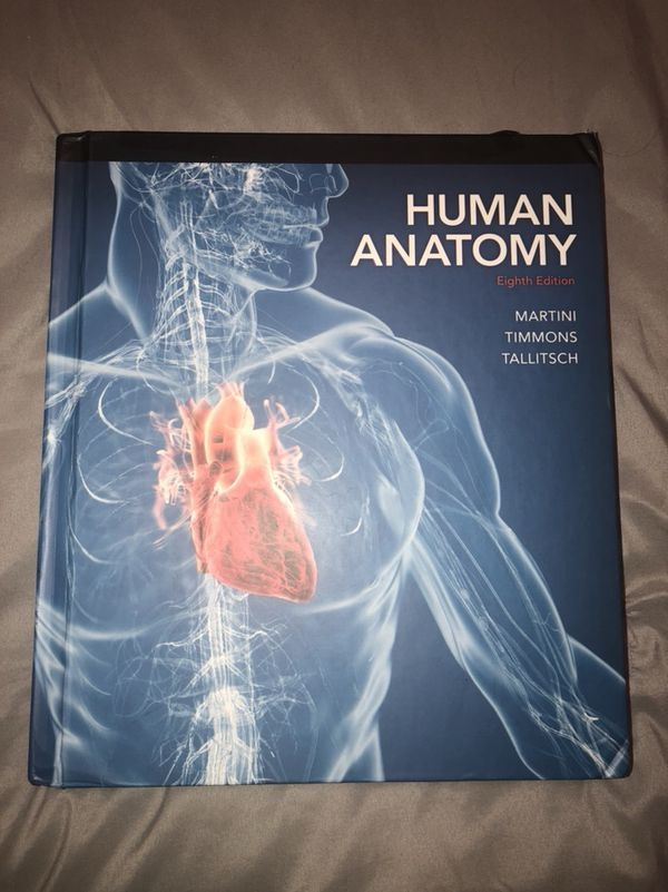 Human Anatomy Textbook Pearson For Sale In Marysville Wa Offerup