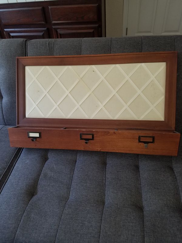 Pottery Barn Wall Or Desk Organizer Bulletin Board For In Placentia Ca Offerup