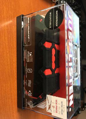 Altec Lansing Mini LifeJacker 1 Bluetooth speaker for Sale in Germantown, MD