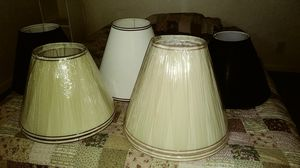 Free Lamp shades for Sale in Salt Lake City, UT