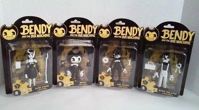 BENDY INK MACHINE figures plush for Sale in Orange, CA ...