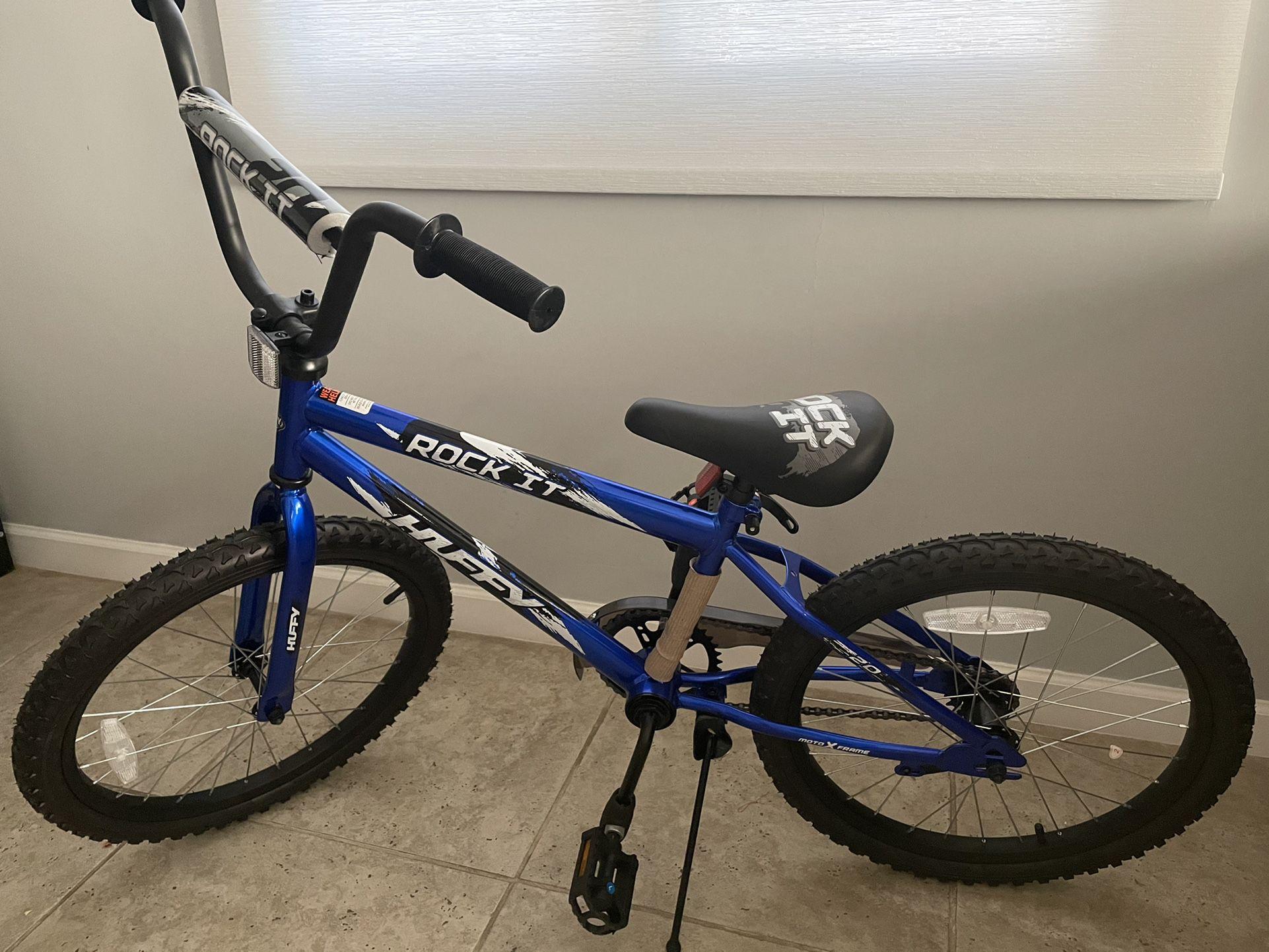 New Boys Bike