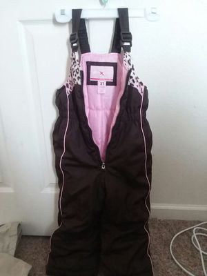 girls snow overalls for Sale in Denver, CO