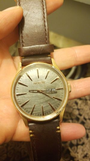 NIXON MENS WATCH for Sale in Springfield, VA