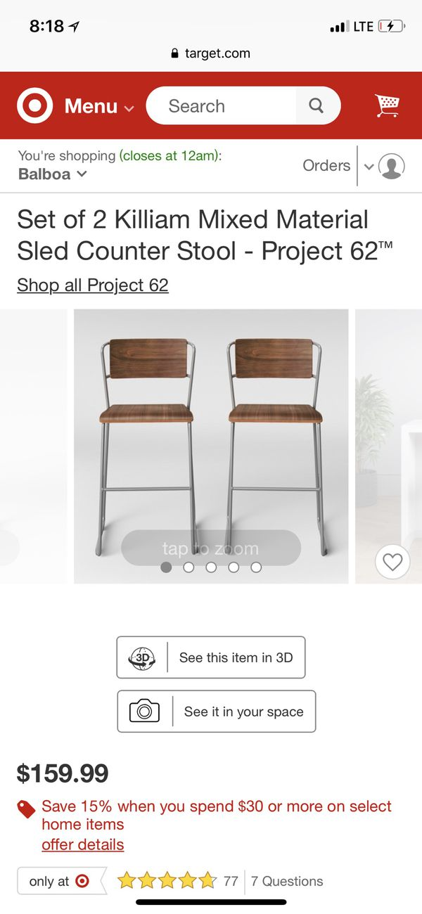 Wondrous New And Used Stools For Sale In Fountain Valley Ca Offerup Pdpeps Interior Chair Design Pdpepsorg