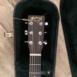 Martin Acoustic/Electric guitar Thumbnail