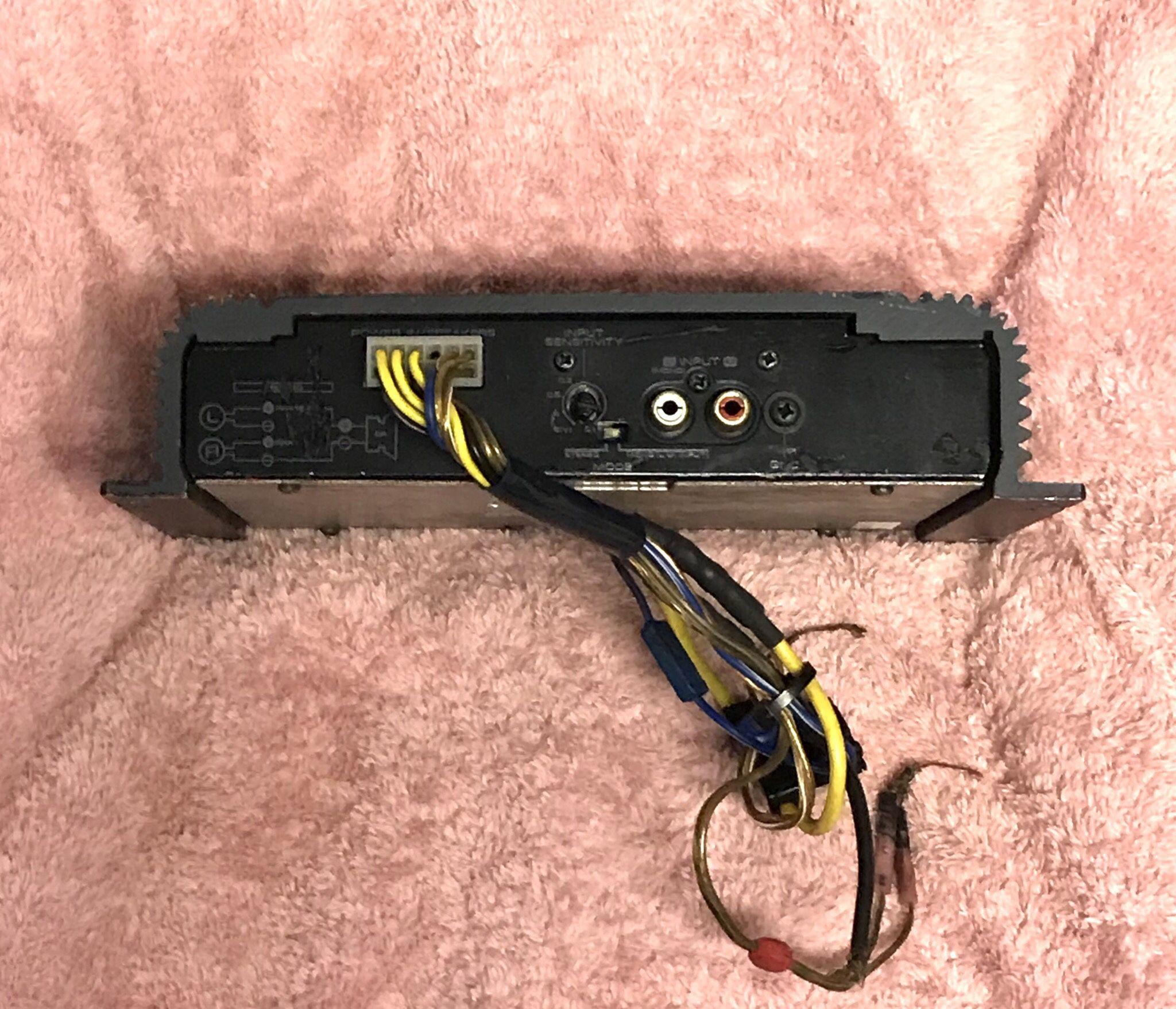 KENWOOD KAC-622