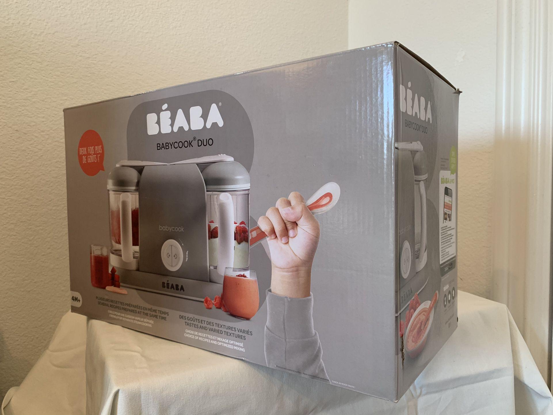 Beaba Babycook Duo Baby Food Maker