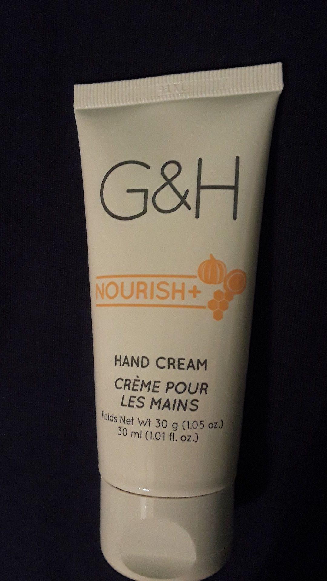 G&H Nourish+ Hand Cream