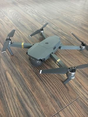 DJI Mavic pro + Extras for Sale in Houston, TX