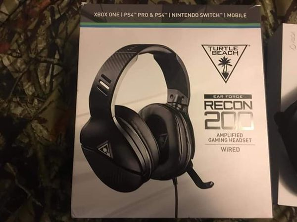 New and Used Turtle headset for Sale in High Point, NC - OfferUp