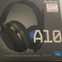 PS4 Headset Thumbnail