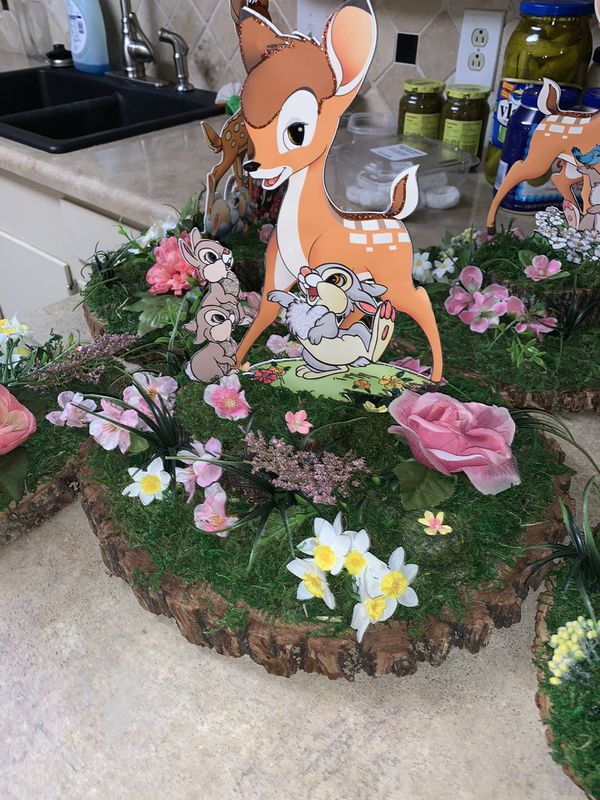 Disney Bambi Birthday Party Baby Shower Decorations For