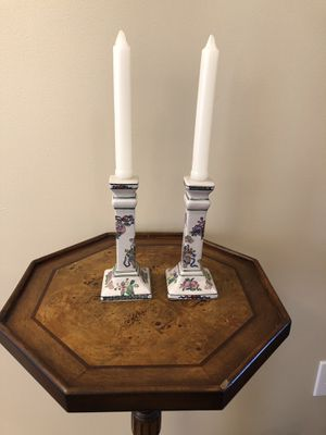 Beautiful Japanese Candlestick Holders for Sale in Huntersville, NC
