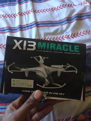 X13 Miracle drone for Sale in Los Angeles, CA