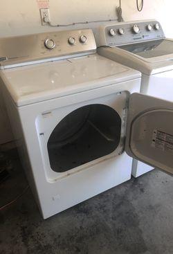 Maytag washermachine and dryer obo Thumbnail