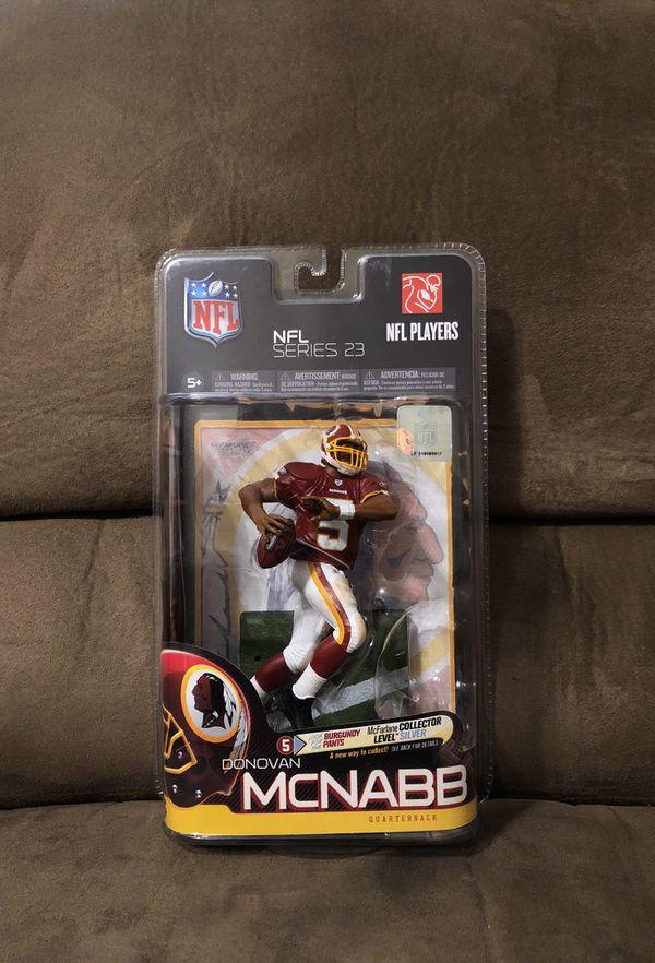 McFarlane Toys Washington Redskins Donovan McNabb Series 23 Action Figurine