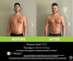 It Works Thermofight X Before And After Pictures ...
