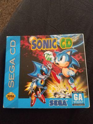Sega CD game for Sale in Laveen Village, AZ