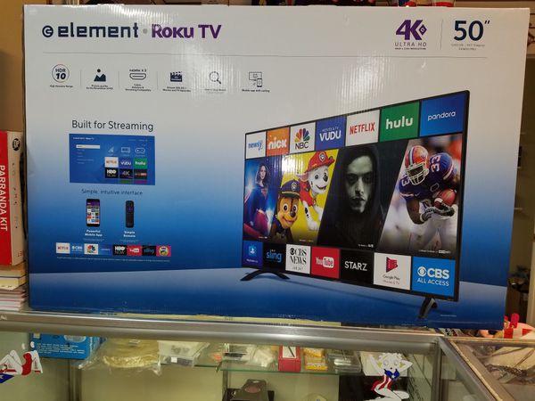 Smart tv element 4k 50