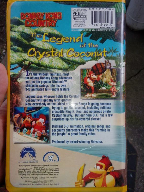 Donkey Kong Country Nintendo Donkey...