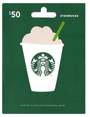50$ Starbucks credit for 40$ for Sale in Chevy Chase, MD