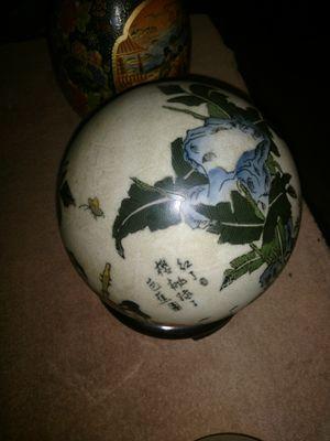 Decorative eggs, sphere for Sale in Manassas, VA