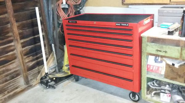 Mac MB1100 Tool box for Sale in Bakersfield, CA - OfferUp