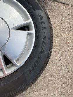 2006-2011 Honda Civic Enkei Wheels 195 65 15 Tires 90% Thumbnail