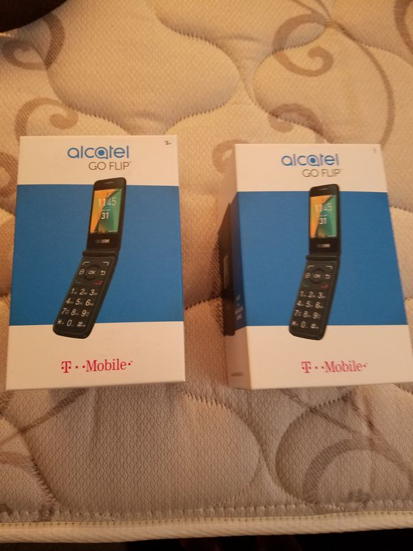 Alcatel Go Flip T-Mobile phones for Sale in Saint Petersburg, FL - OfferUp