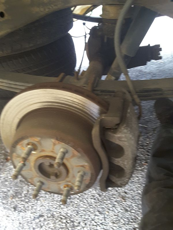 Differential Chevy Express 2006 Auto Parts In Plantation FL