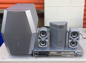 Panasonic home theater sound system for Sale in UNIVERSITY PA, MD