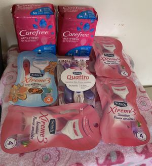 7 Pcs Women Personal Care Bundle for Sale in Silver Spring, MD