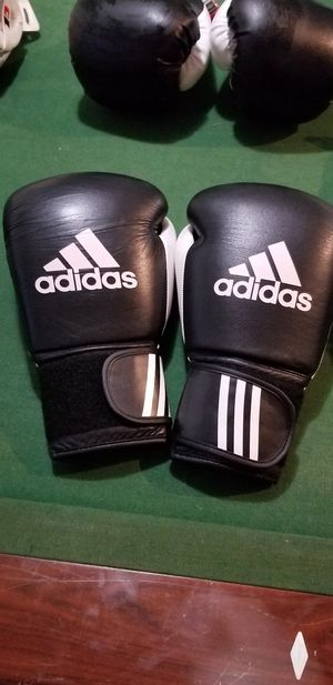 Adidas boxing gloves for Sale in Tacoma, WA