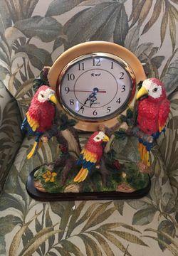 Bird clock $15 Thumbnail