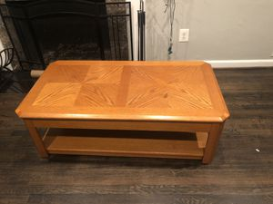 Coffee Table, 2 End Table Sets for Sale in Annandale, VA