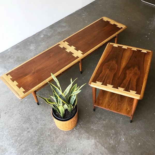Mid Century Modern Lane Acclaim Coffee Table For Sale In Richardson
