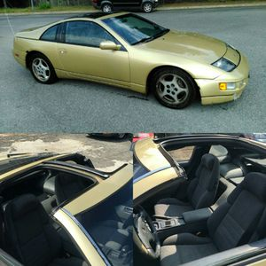 1990 Nissan 300ZX for Sale in Silver Spring, MD