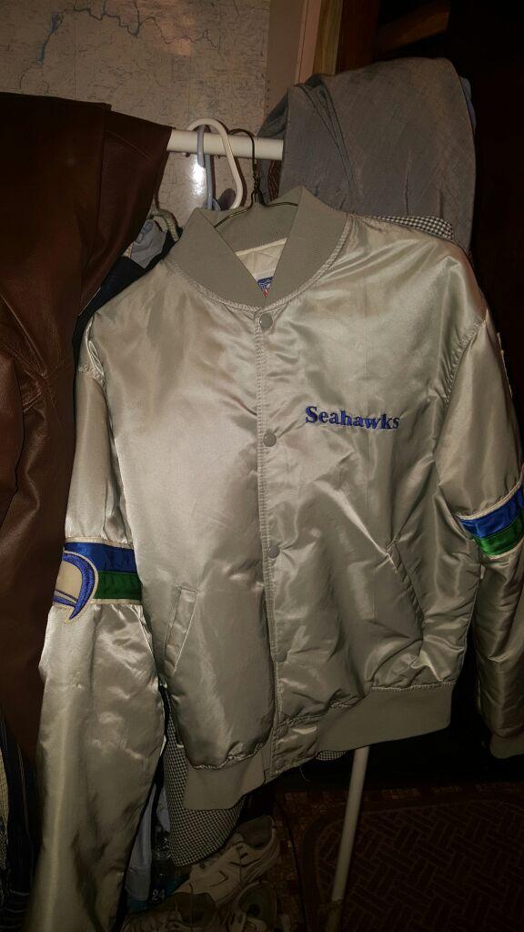 big sale 71959 1af3f Very Rare Vintage Seattle Seahawks Starter Jacket for Sale in Burien, WA -  OfferUp