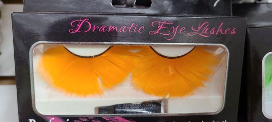 Halloween eyelashes Thumbnail