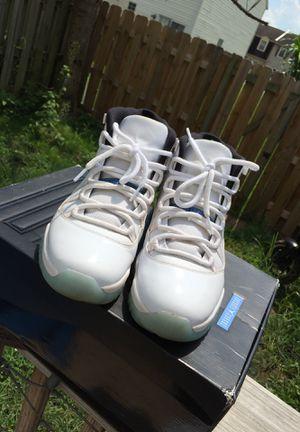 Jordan legend blue 11s for Sale in Manassas Park, VA