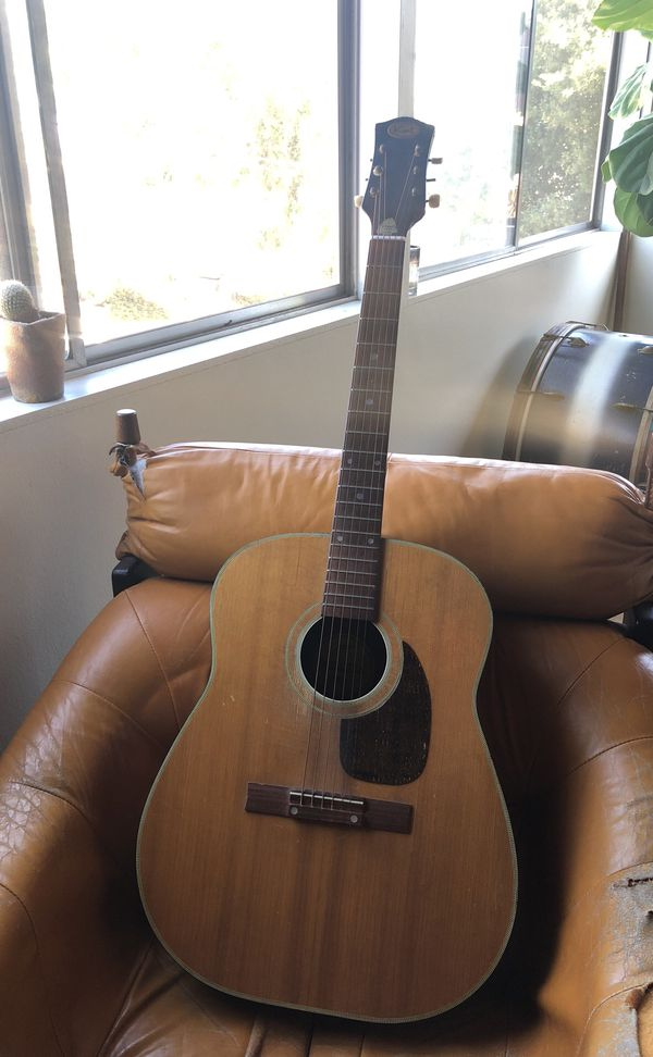 Vintage Kent acoustic Gibson harmony Kay 1960 for Sale in Santa Monica, CA  - OfferUp