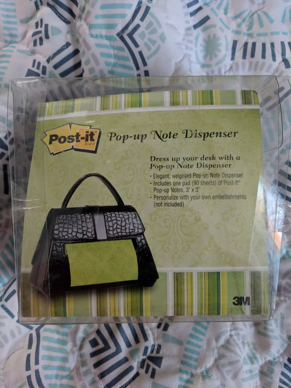 Post It Dispenser For Sale In Chicago Il Offerup
