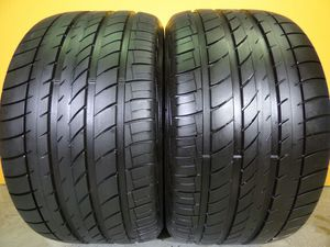 (2) 315/35/20 DUNLOP SP SPORT BASICALLY NEW TIRES BMW X5 for Sale in Tampa, FL