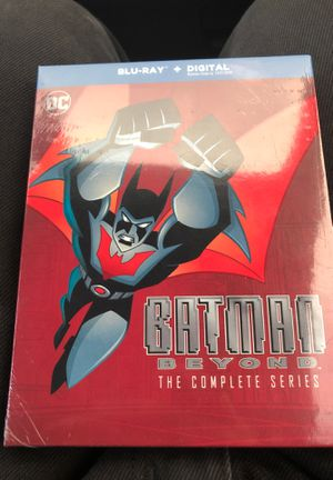 Photo Batman beyond the complete series